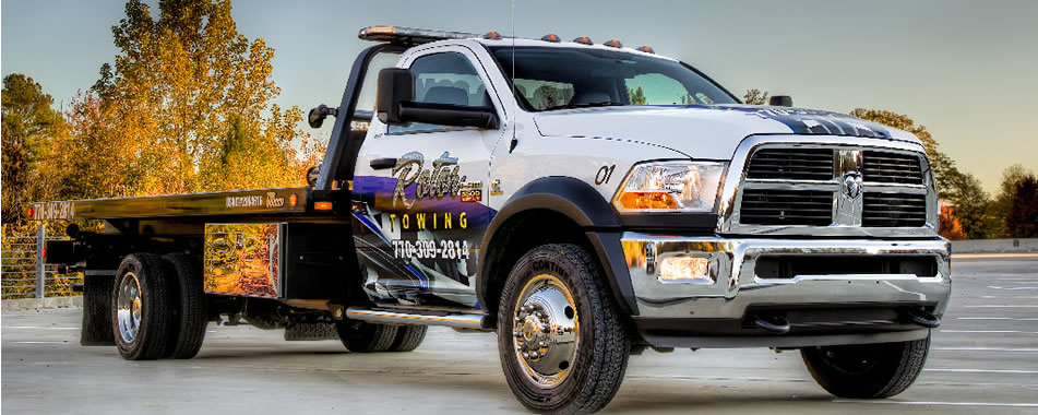 Alpharetta Car Towing Services