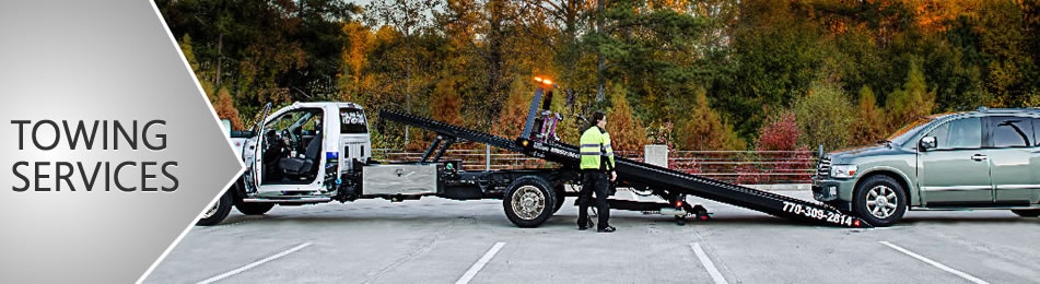 Car and Motorcycle Towing Services